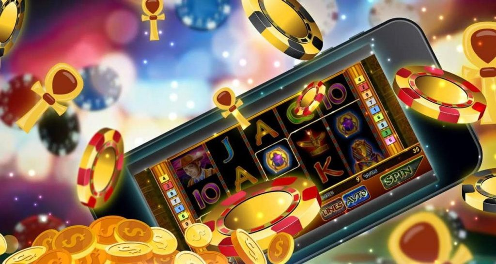 online slot machines on phone